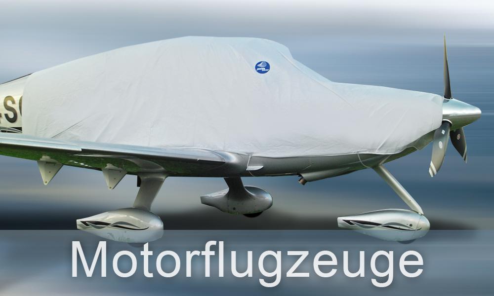 Jaxida Cover - Motorflugzeug