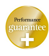 Jaxida Cover - Performance Guarantee