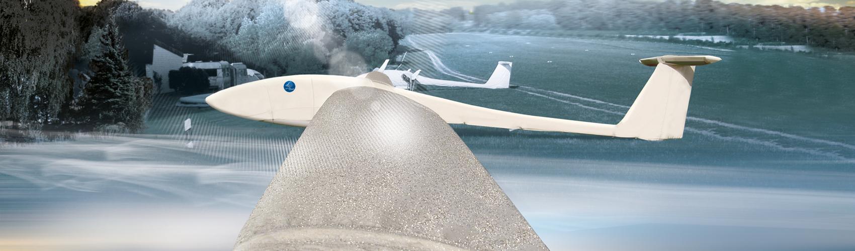 Jaxida Cover - Airplane - Segelflugzeug