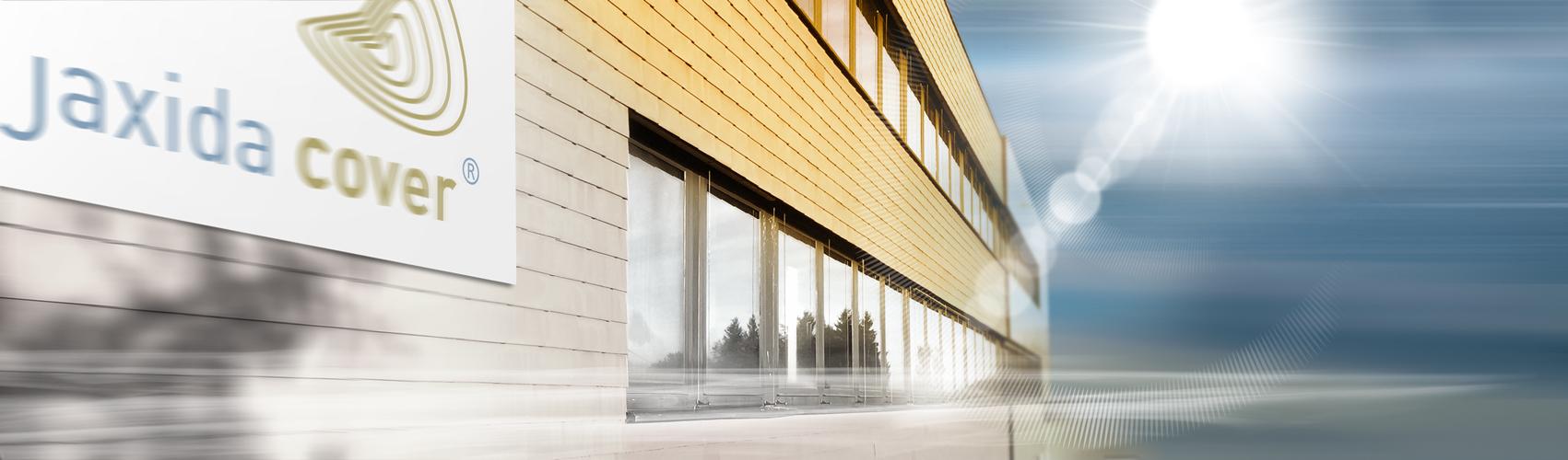 Jaxida Cover - Firma - Unternehmen